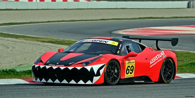 Ferrari 458 Challenge Kessel Racing With Images Ferrari