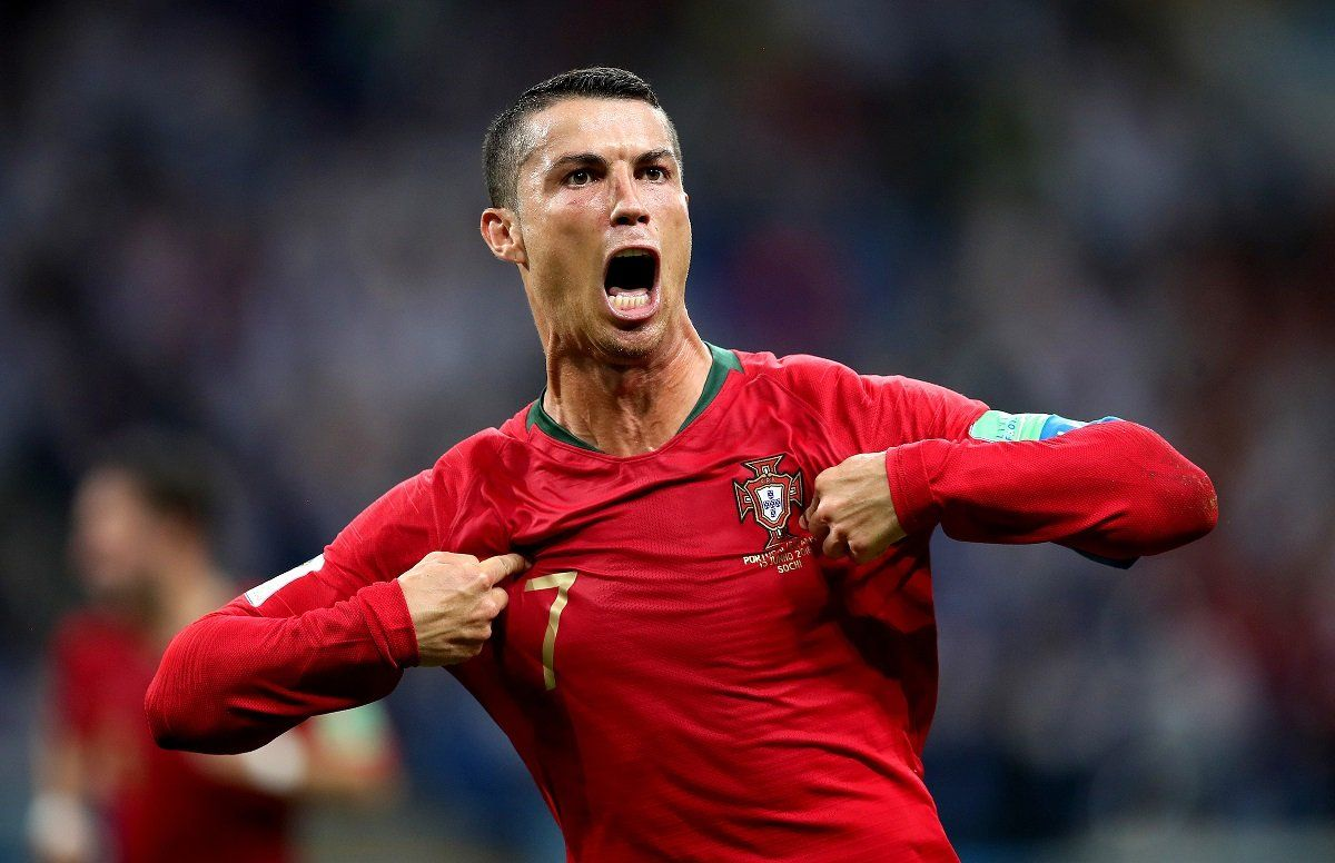 World Cup 2018 Who Is The Oldest Ever Goal Scorer Ronaldo Cristiano Ronaldo Soccer Players
