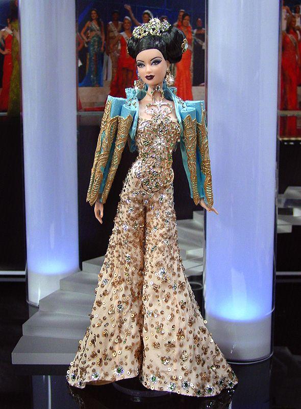 Ninimomo | Barbie dress, Barbie miss, Barbie fashion