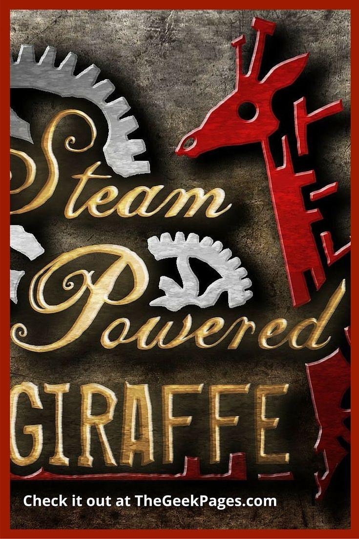 Featured Listing Steam Powered Giraffe Steam powered