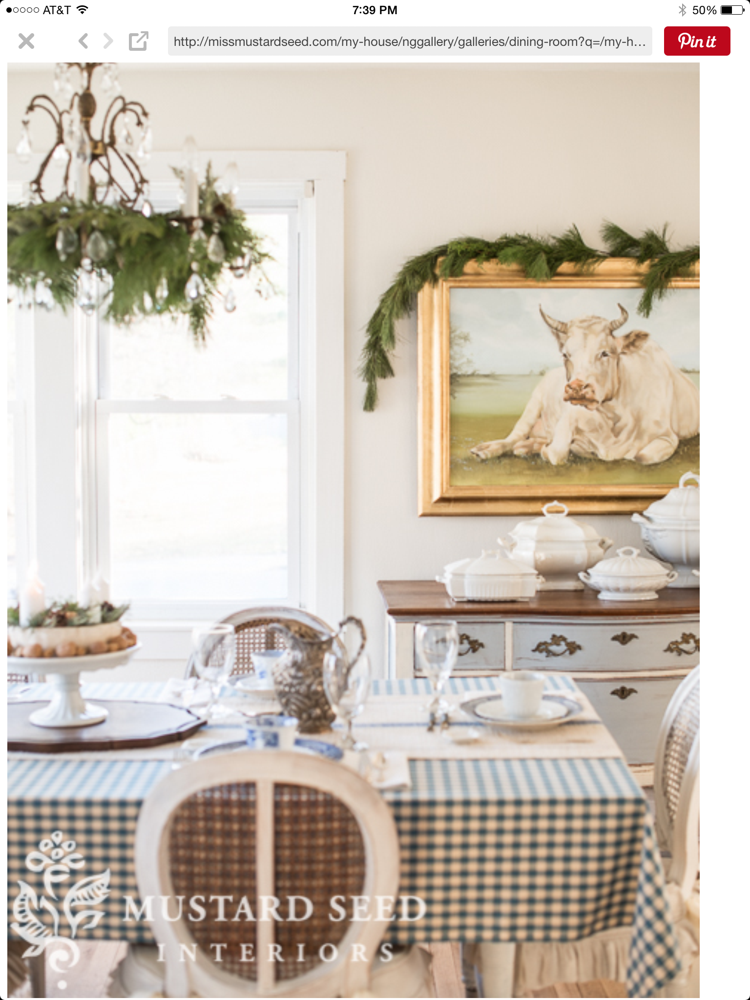 Pinsuzanne Caruthers On I Can Do This  Pinterest Fascinating Miss Mustard Seed Dining Room Review