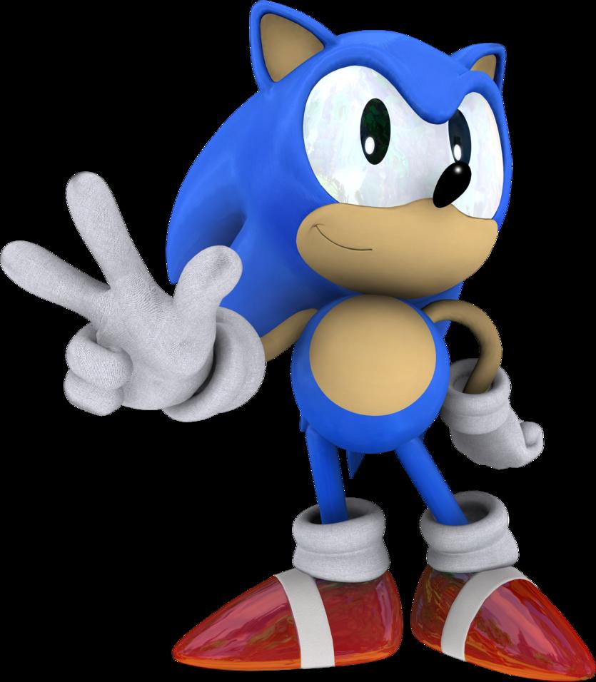 Classic Sonic The Hedgehog Sonic 3 By Itshelias94 Sonic The Hedgehog Classic Sonic Sonic
