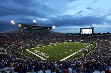 Analysis Places Memphis Tigers Football Fanbase High In New