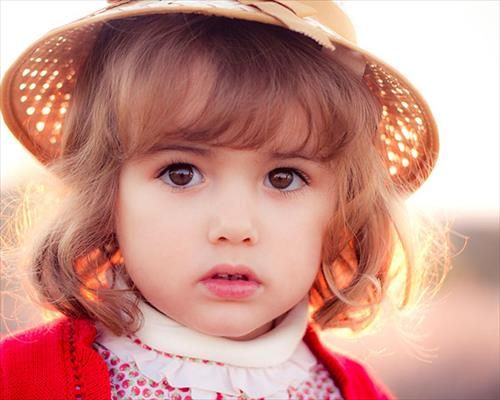 Hairstyles Girl Babies: Pin By Naveen Kumar On Cute Baby