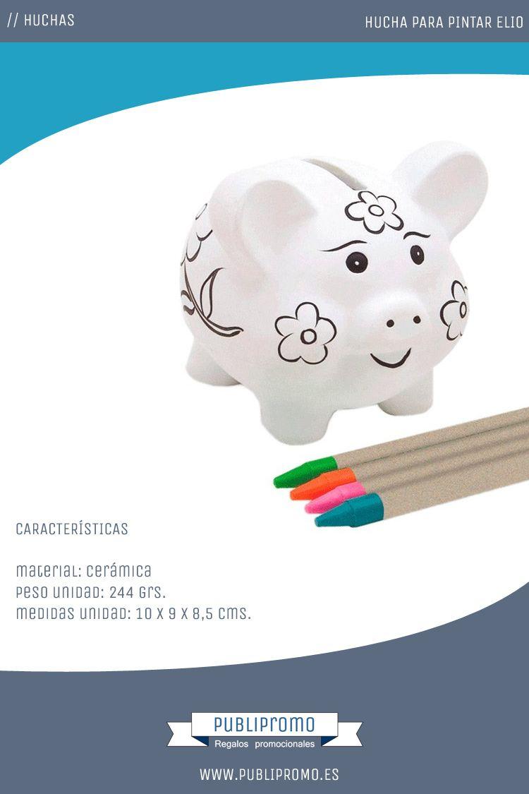 Other Hucha Dinero Robot Azul Decoración Caja Regalo Fabricado Cerámica Artículo Nuevo