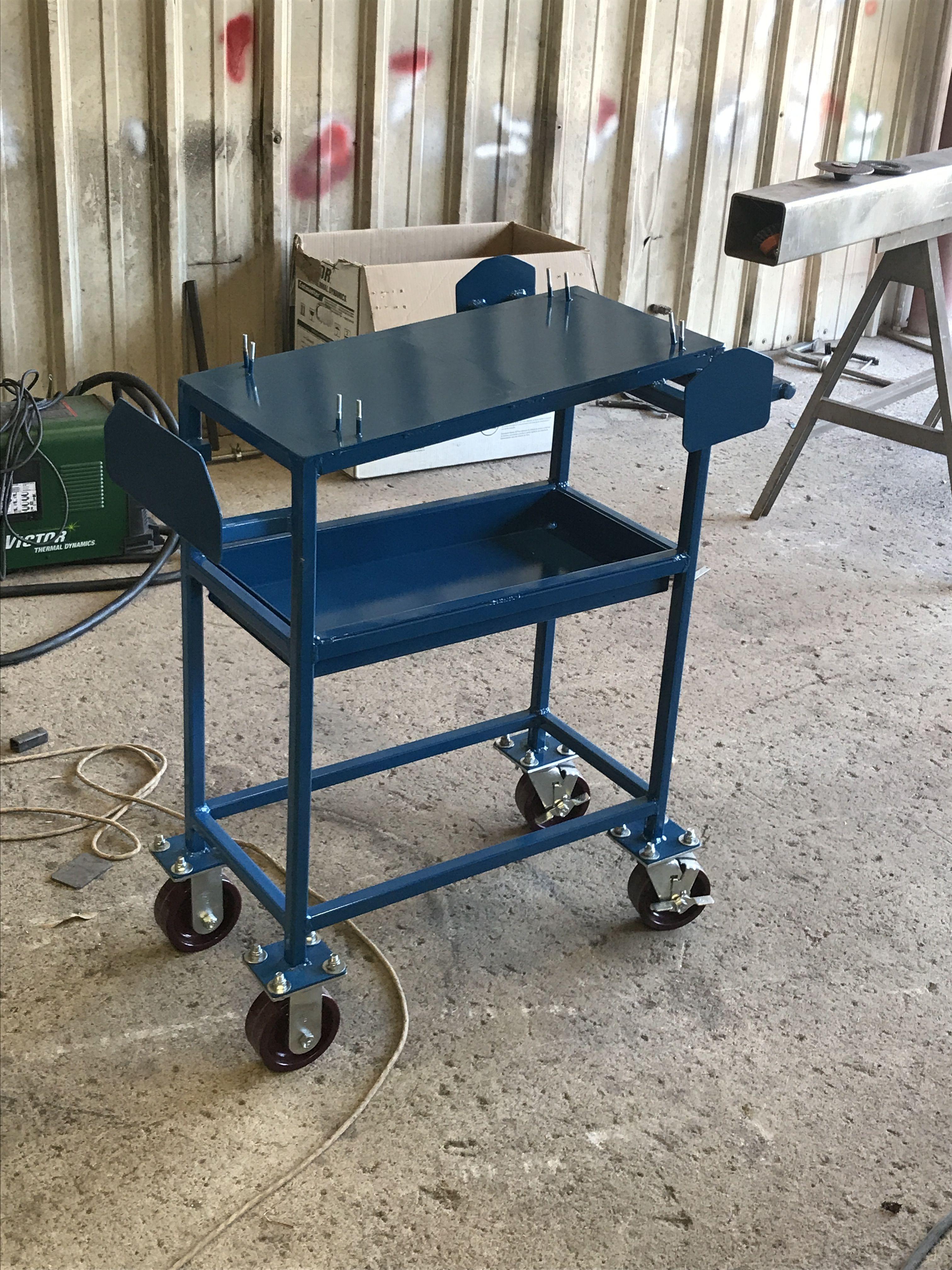 Custom cart for plasma cutter plasma cutter plasma cart