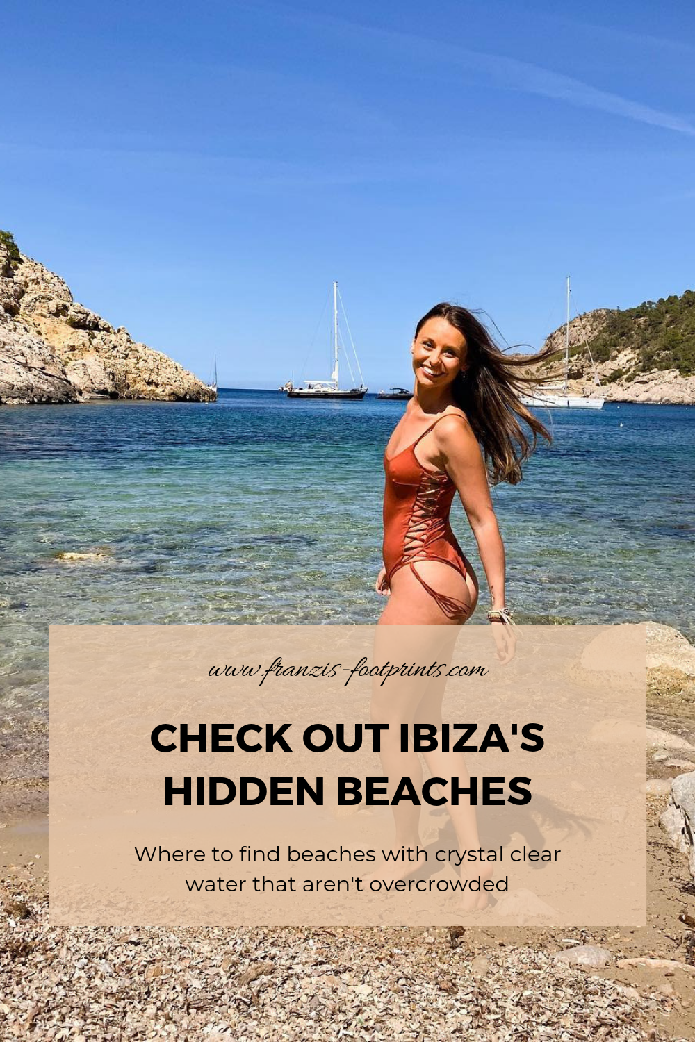 Hidden beaches and secret spots in Ibiza  Let me take you to