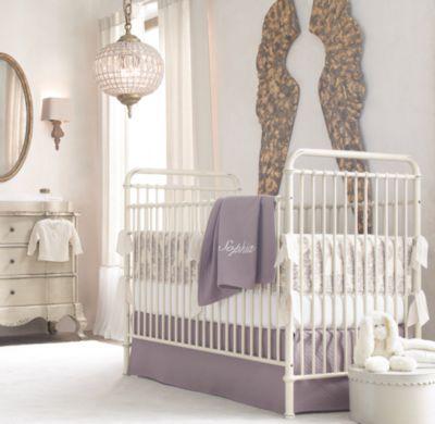 Baby angel room decor