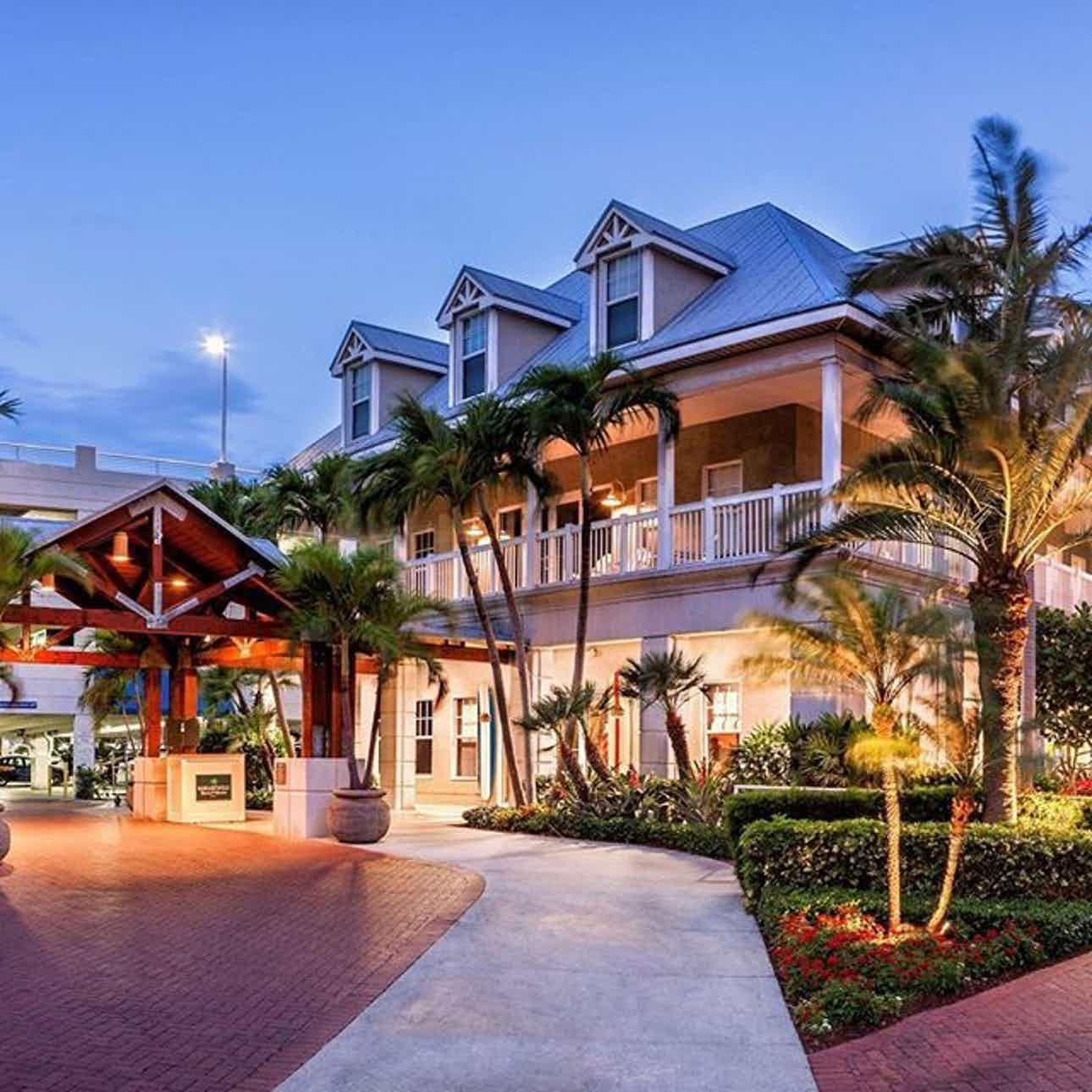Margaritaville Resort & Marina Key West Weddings Florida