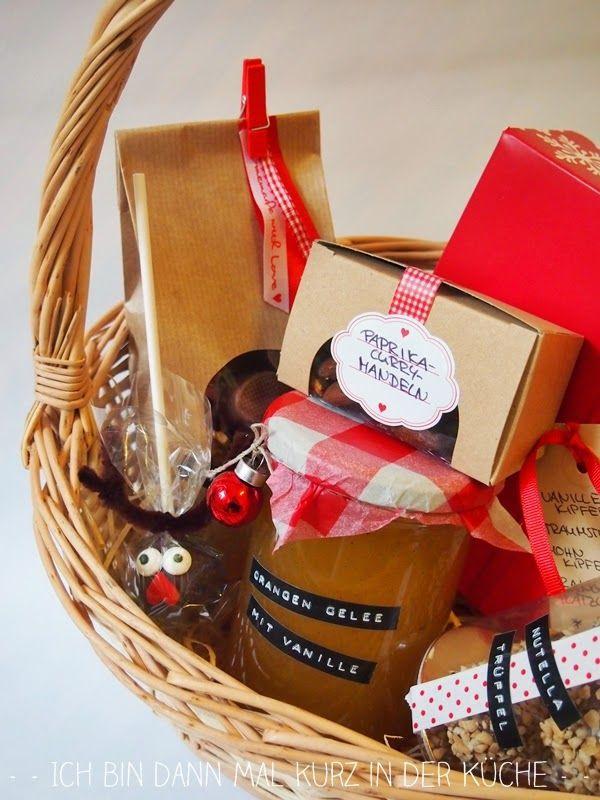 Ich bin dann mal kurz in der Küche Weihnachten kleine Geschenke - geschenke aus der küche weihnachten
