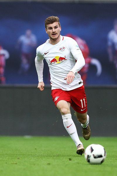 Timo Werner Photostream Rb Leipzig Sc Freiburg Premier League Matches