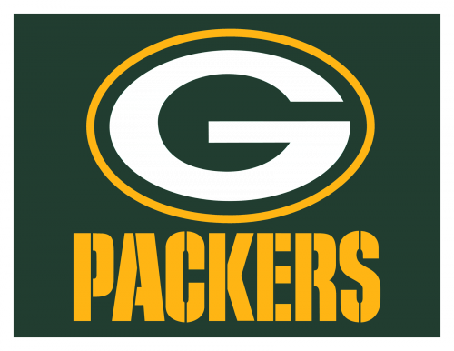 The Current Primary Green Bay Packers Logo Is That Same White G On That Same Green Oval Background Except Green Bay Packers Logo Green Bay Packers Green Bay