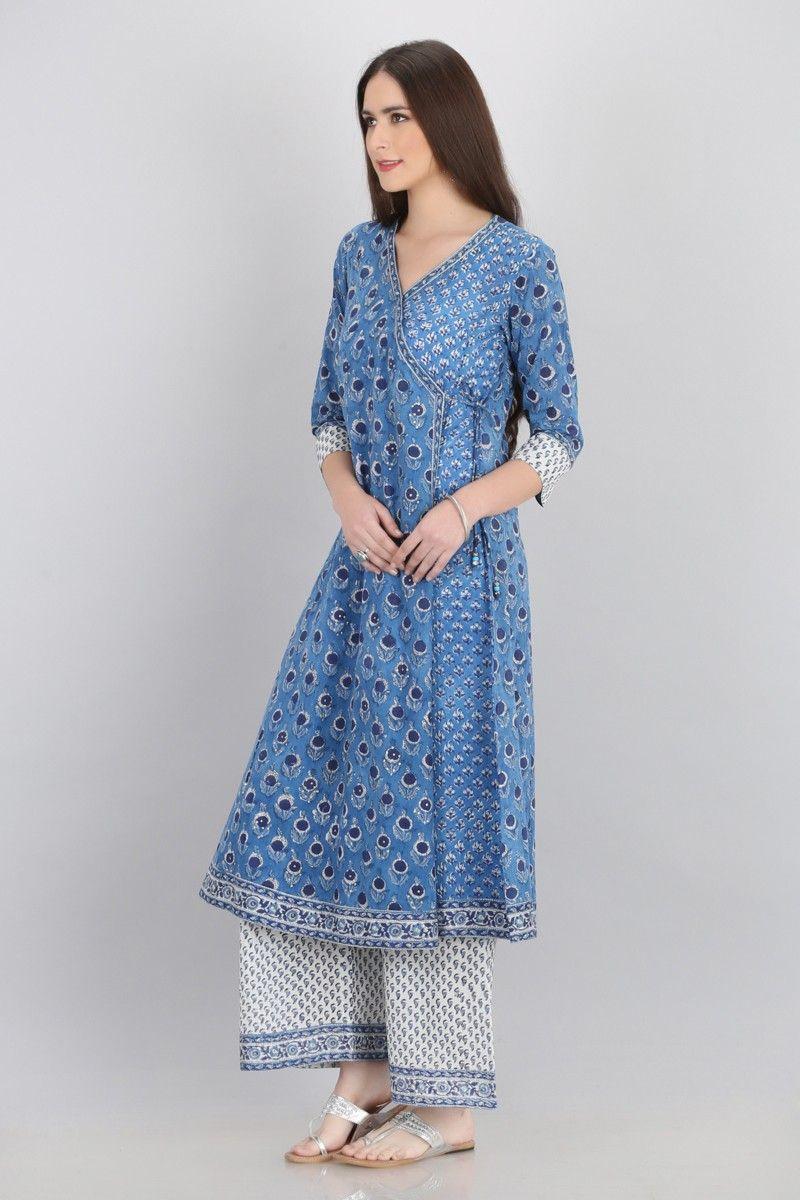 Cotton Noor Kali Kurta