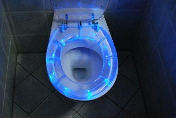 Der Toilettensitz Mit Led Beleuchtung Mit Bildern