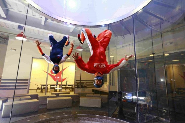 iFly indoor skydiving makes the dream of flight a reality.