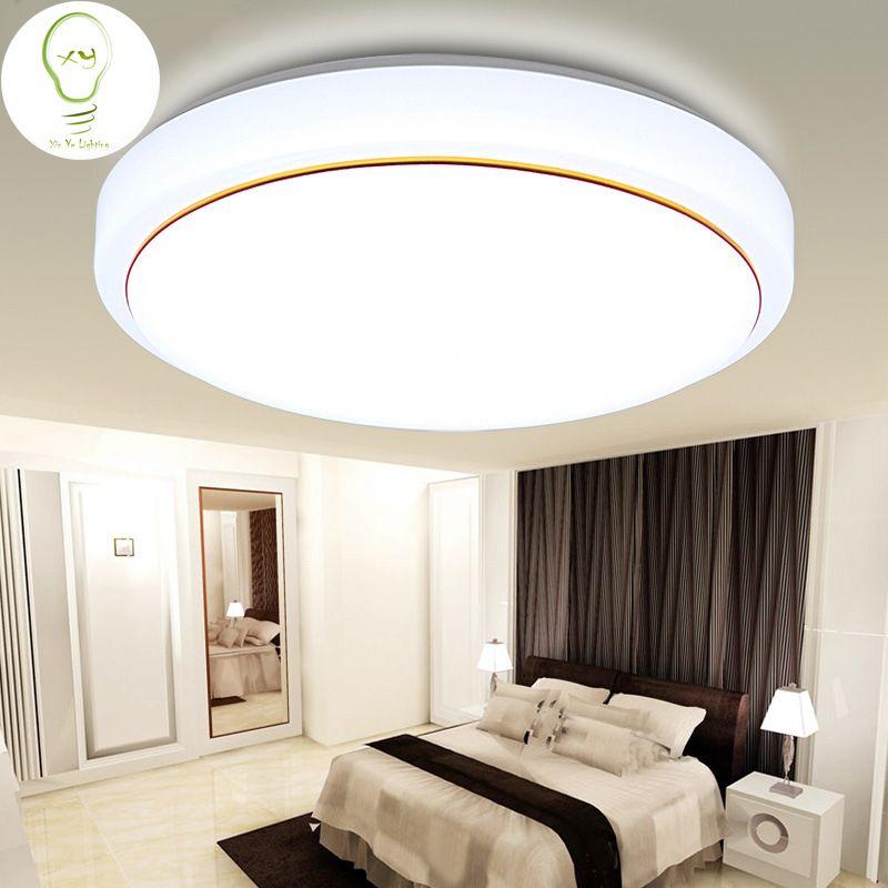 2017 NEW Modern LED Ceiling light Silver