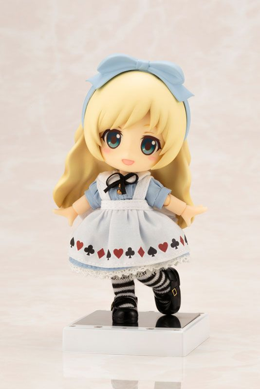 Cu-poche Friends Alice starts preorder! Now with 20% off. View here: http://www.blacknovatoys.com/cu-poche-friends-alice.html