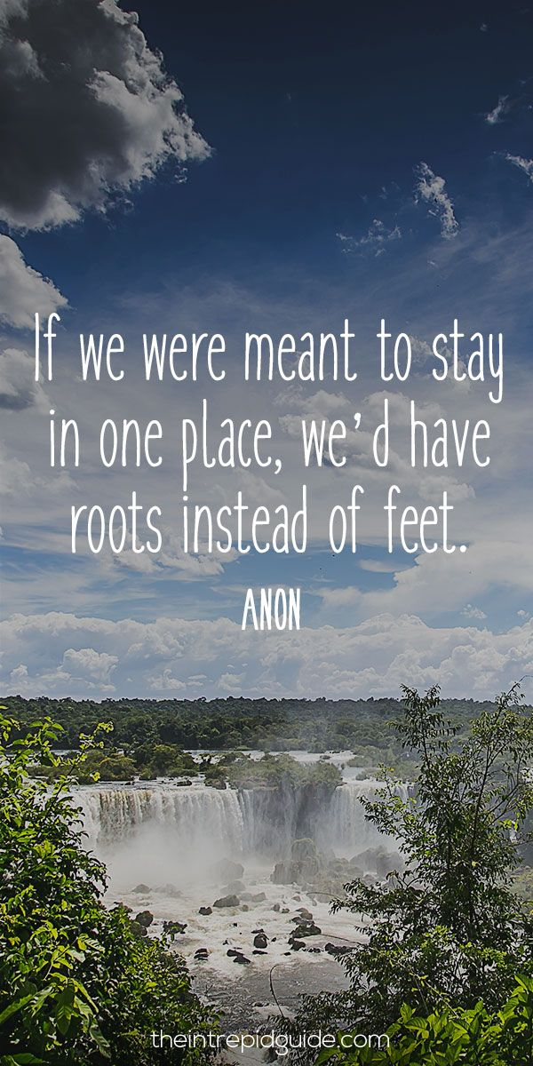 124 Inspirational Travel Quotes