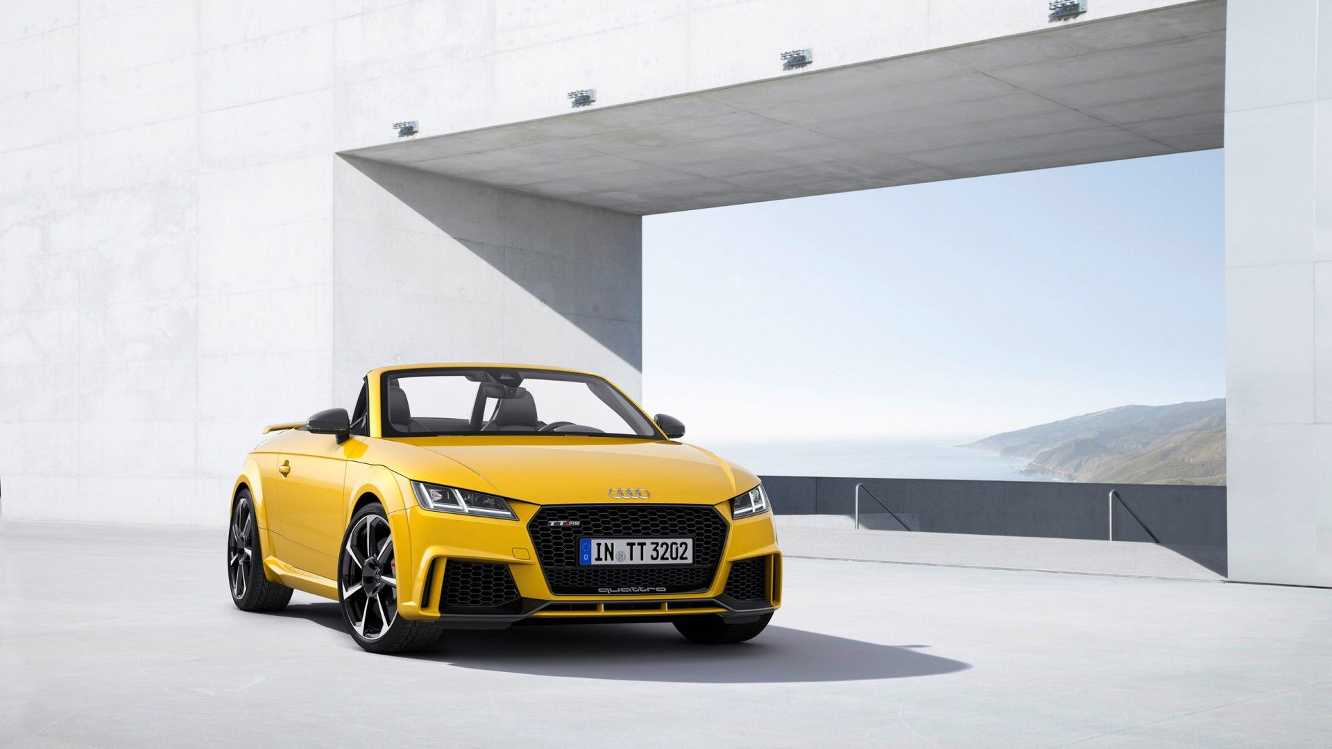 Audi 2017 Tt Rs Roadster Wallpaper Audi Tt Roadster 2017 Audi