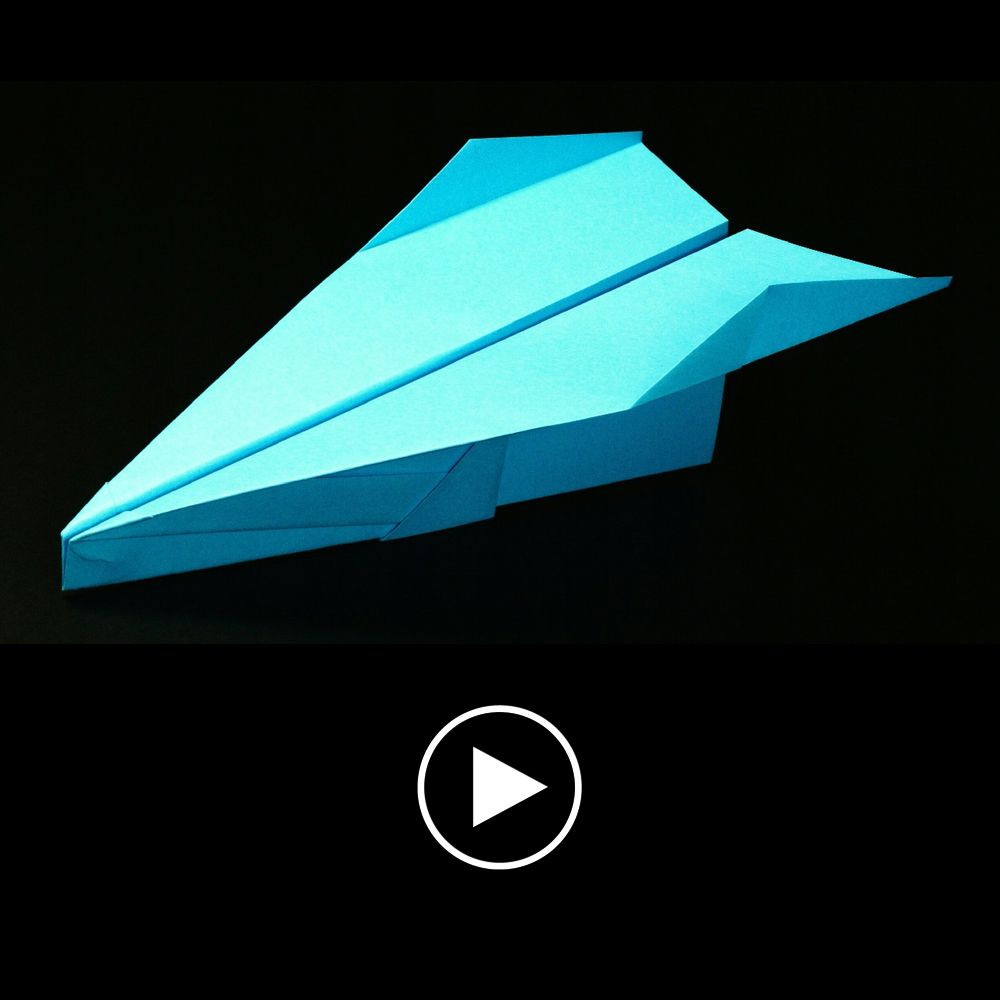 How to make a Paper Airplane that Flies Far in 2020 Make
