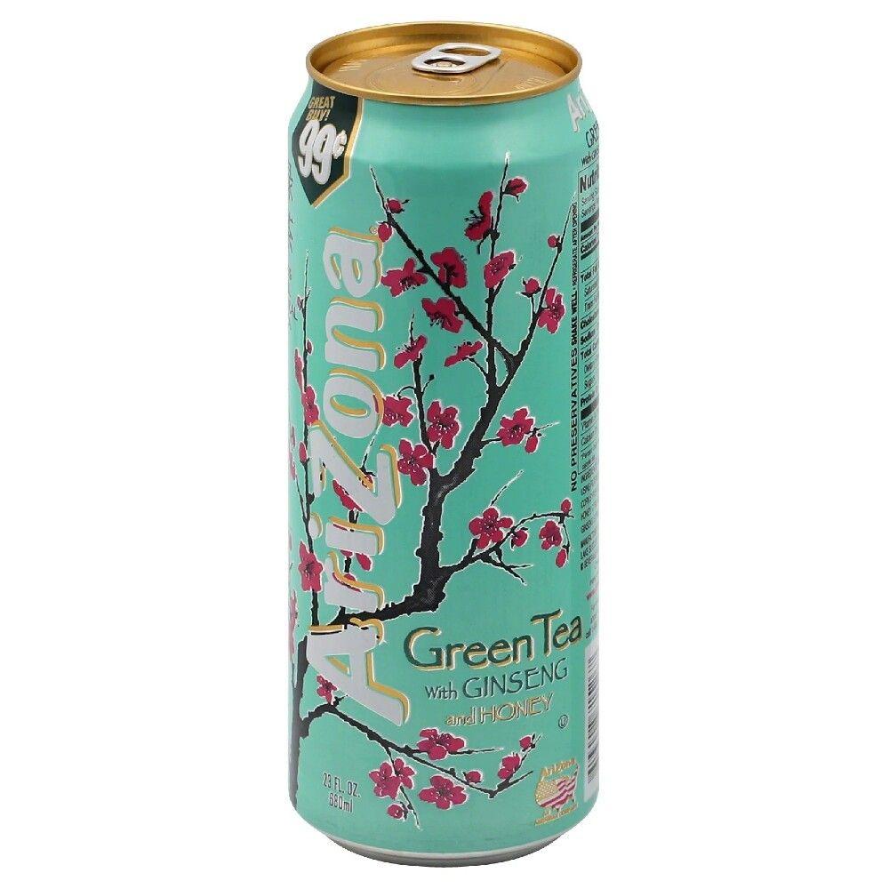 Pin By Mark Chapman On Coffee And Tea 001 Arizona Green Teas Green Tea Drinks Tea