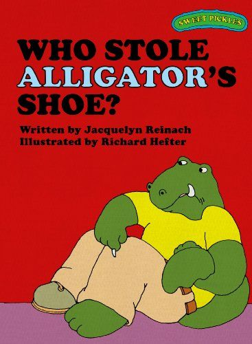 #book  Sweet Pickles Who Stole Alligators Shoe Sweet Pickles Series Book 1