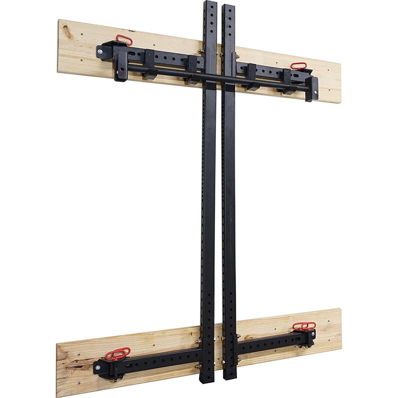 aa9520f05b05e Amazon.com : Titan Fitness T-3 Series Fold Back Power Rack 21.5 ...