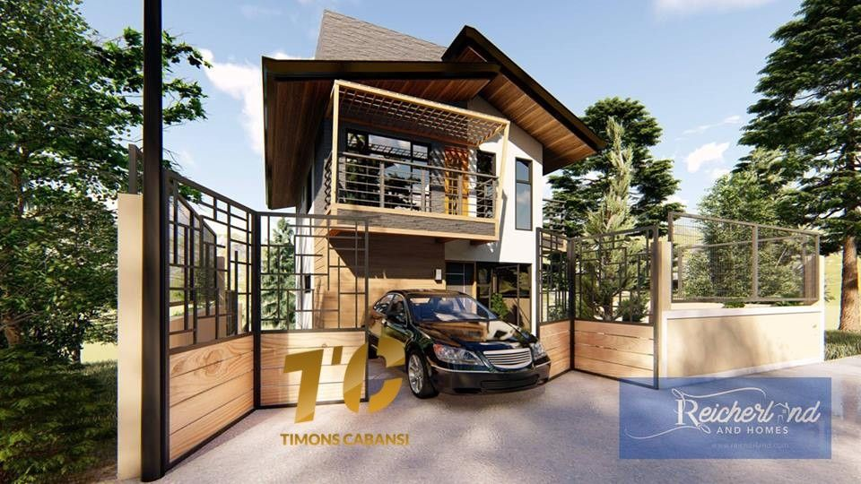 Elegant Modern House and Lot For Sale in Baguio Benguet
