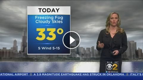 CBS 2 Weather Watch (6AM, Dec. 5, 2016): CBS 2 Meteorologist Megan Glaros has the latest 7-day forecast.