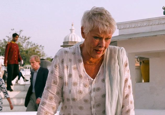 79b9772dffa I loved all of the outfits Judi Dench wore in Exotic Marigold Hotel ...