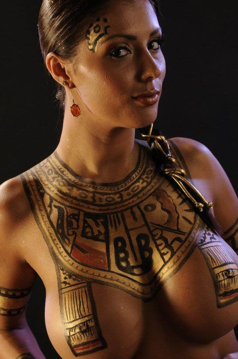 Egyptian busty women