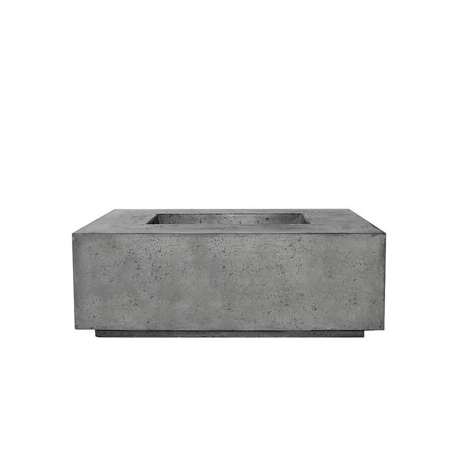 Photo of Prism Hardscapes Portos 58 Propane Fire Table – Electronic / Ebony