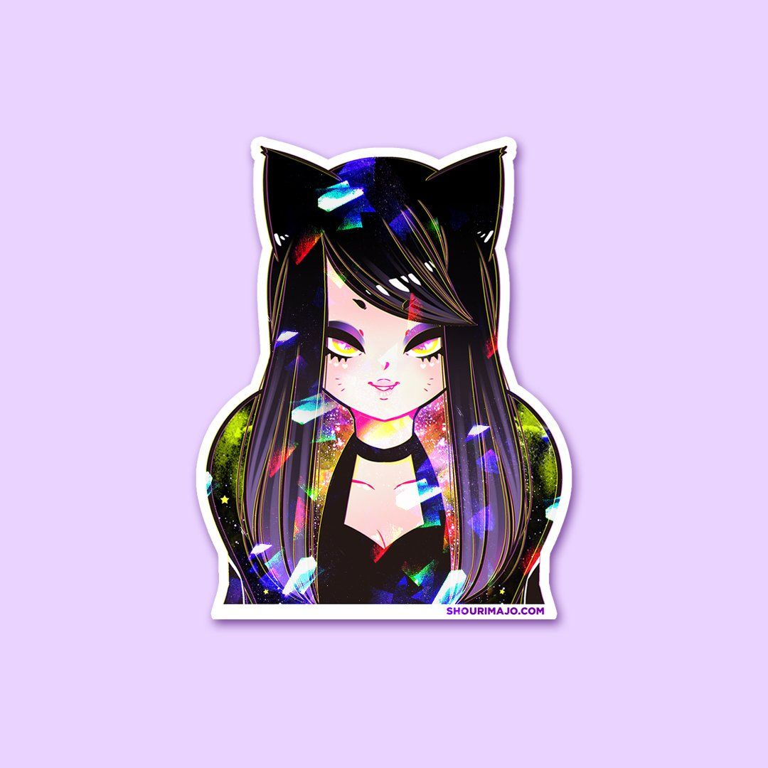 Photo of Cute Cuties Sparkly Stickers (27 designs) – Goyang-i