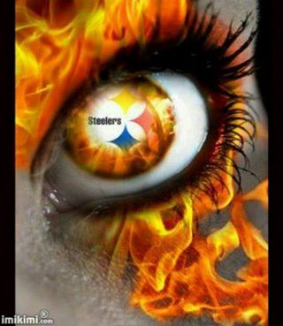 Steelers are the Eye of the Tiger.