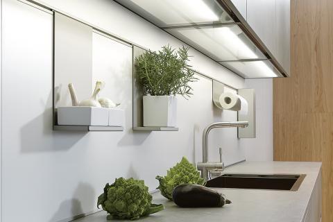 Kleine Küchen Tipps für mehr Stauraum Schöner Wohnen - schöner wohnen küchen