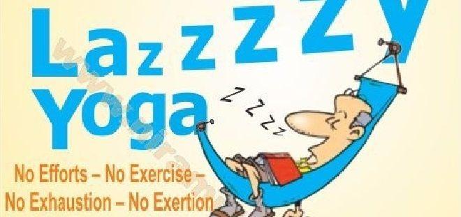 Lazy Yoga by Nira Spirituality | HealthPurify Blog by Dr. Zarana Doshi:-  Learn about Lazy Yoga, registrations open for 23Nov15 course.