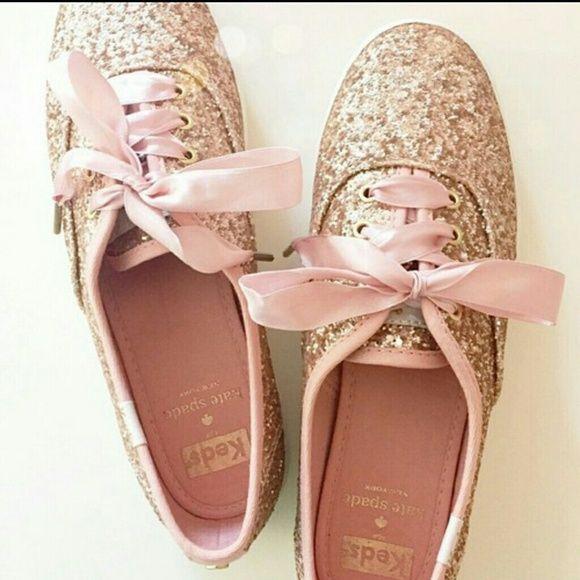 Kate Spade x Keds designer sneakers 5.5