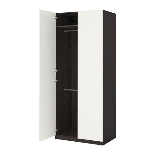 Zwarte Kast Ikea Open Kast Badkamer Zwarte Voor Smalle
