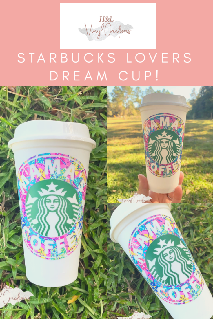 Personalized starbucks cup Mamas coffee cup Starbucks hot