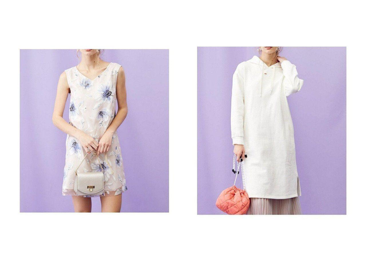 ce51835fffee2 ワンピース・ドレスのおすすめ!人気、春夏ファッションの通販  MERCURYDUO