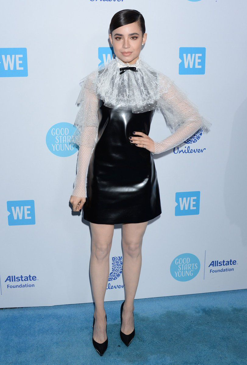 Sofia carson at we day california in los angeles new picture