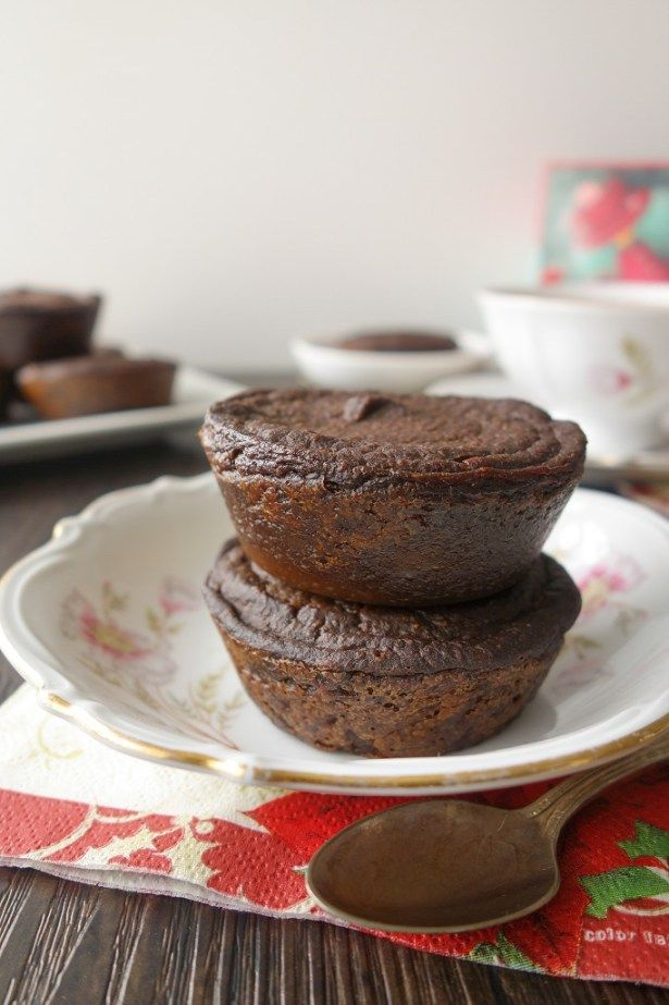 These Carob-Orange Pumpkin Muffins are AIP-friendly & easy to make! In this recipe I used pumpkin and plantain to add healthy carbs & extra starchiness.