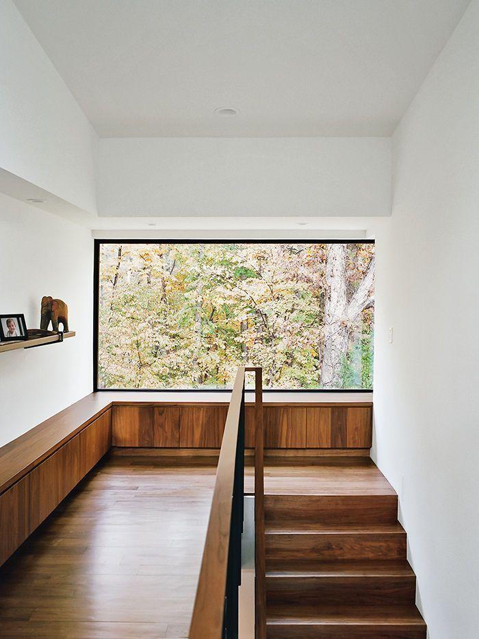 interiors mid century modern dust jacket big windowshouse windowsmodern house designmodern - Windows For Houses Design