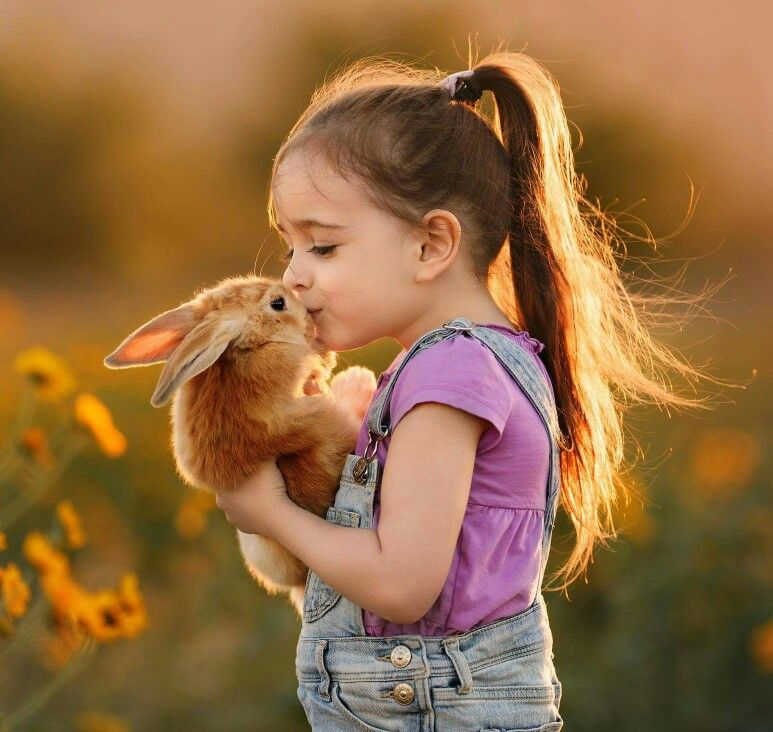 b7e870bdf Bunny kisses. You should try them. | Happy Kids, Children. | Cute ...