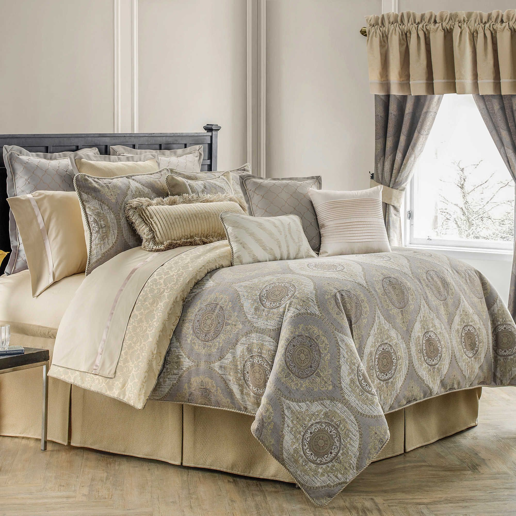 bedding augusta set class ideas touch comforter as wells along clearance king black rc excellent mesmerizing fun size with sets waterford