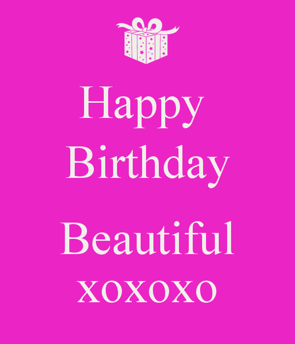 Happy Birthday Beautiful Quotes: Happy Birthday Pretty Lady Quotes. QuotesGram By