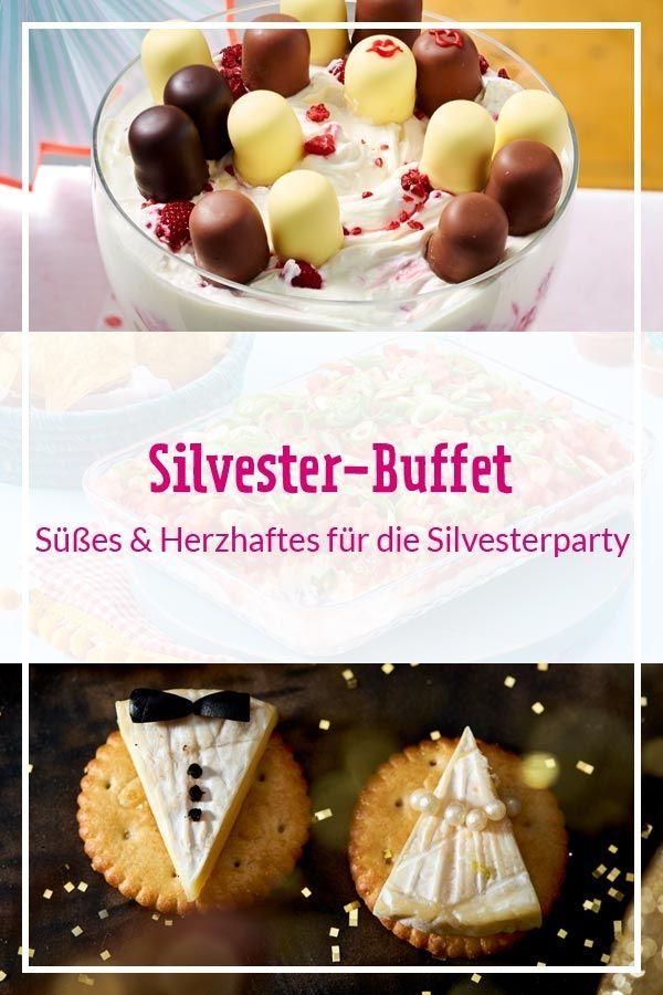 Silvester-Buffet - die besten Rezepte für die Silvesterparty