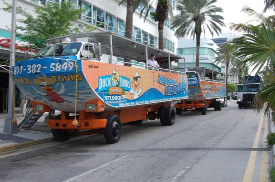 Duck Tours South Beach Miami All You Need To Know Before Go With Photos Tripadvisor