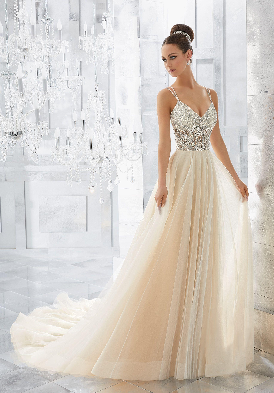 Misty Wedding Dress  4f0ec4f0aaa2