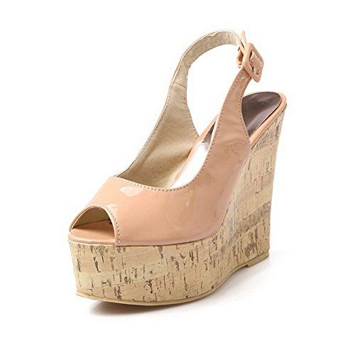 a9afcf727422d Pin by VogueZone009 on Sandals | Wedge heels, Wedges, Sandals